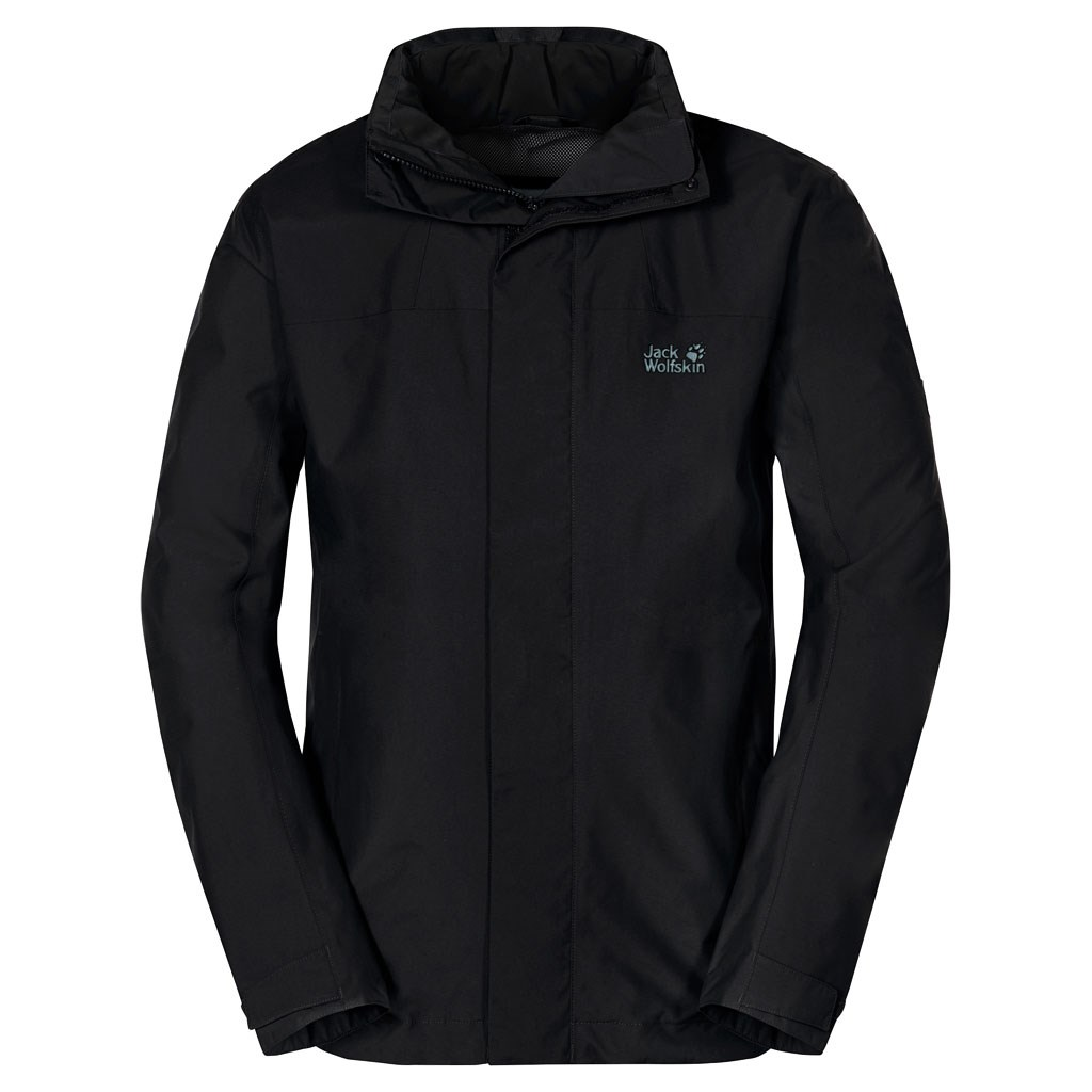 574c20d4adb Jack Wolfskin Mens Highland Jacket - Black £125.00