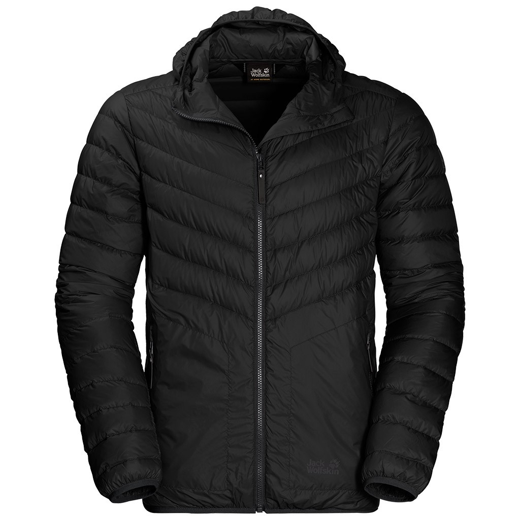4bcd612b8f9 Jack Wolfskin Mens Vista Jacket - Black £125.00