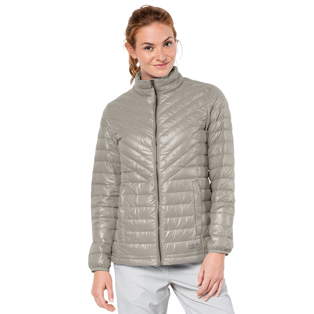 9c989184ae6 Jack Wolfskin Womens Vista Jacket - Dusty Grey £125.00