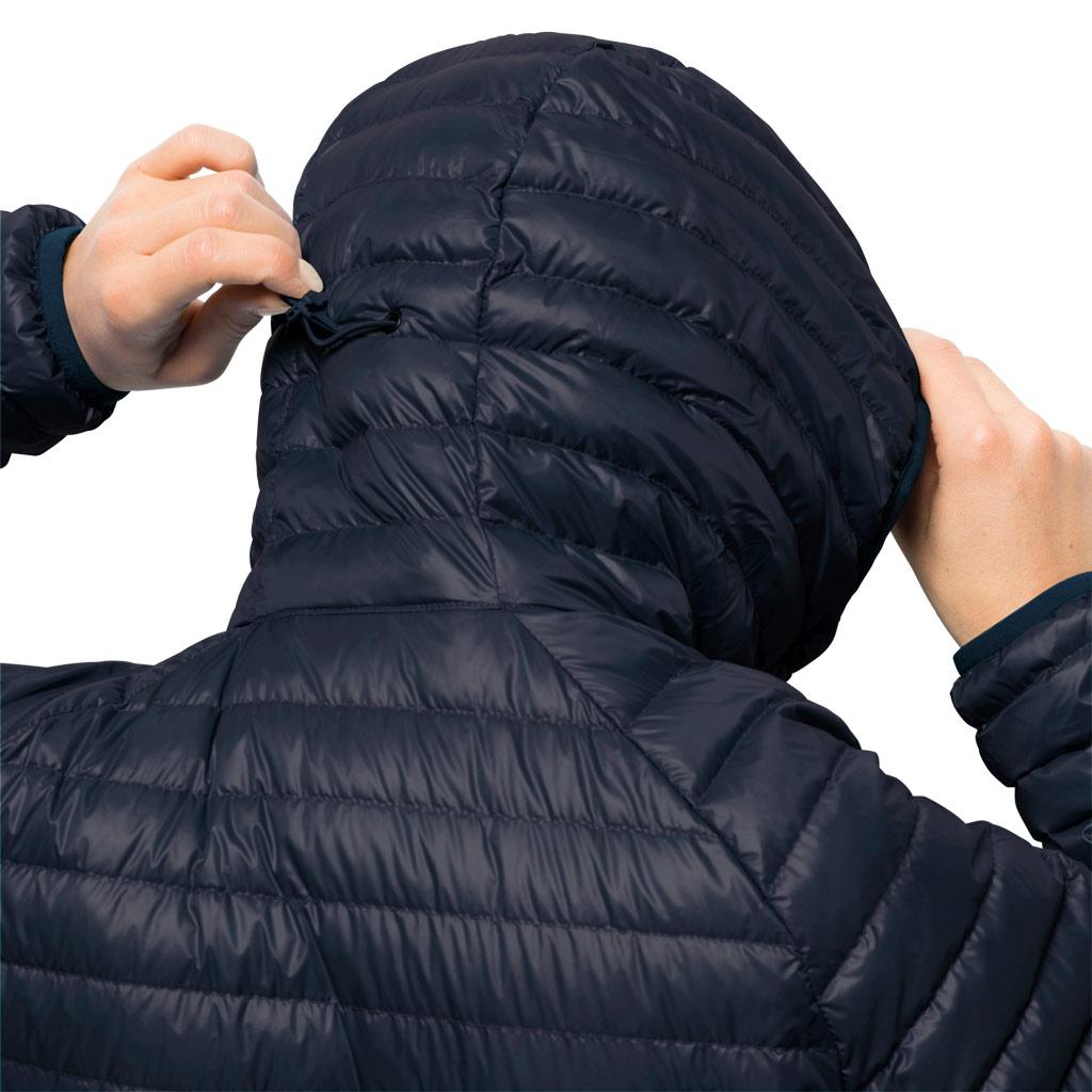 Jack Wolfskin Womens Atmosphere Jacket Midnight Blue £140.00