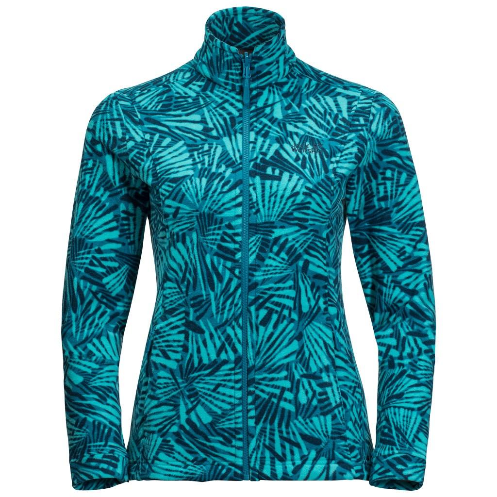 size 40 8d2c6 08731 Jack Wolfskin Womens Kiruna Forest Jacket - Aquamarine All ...