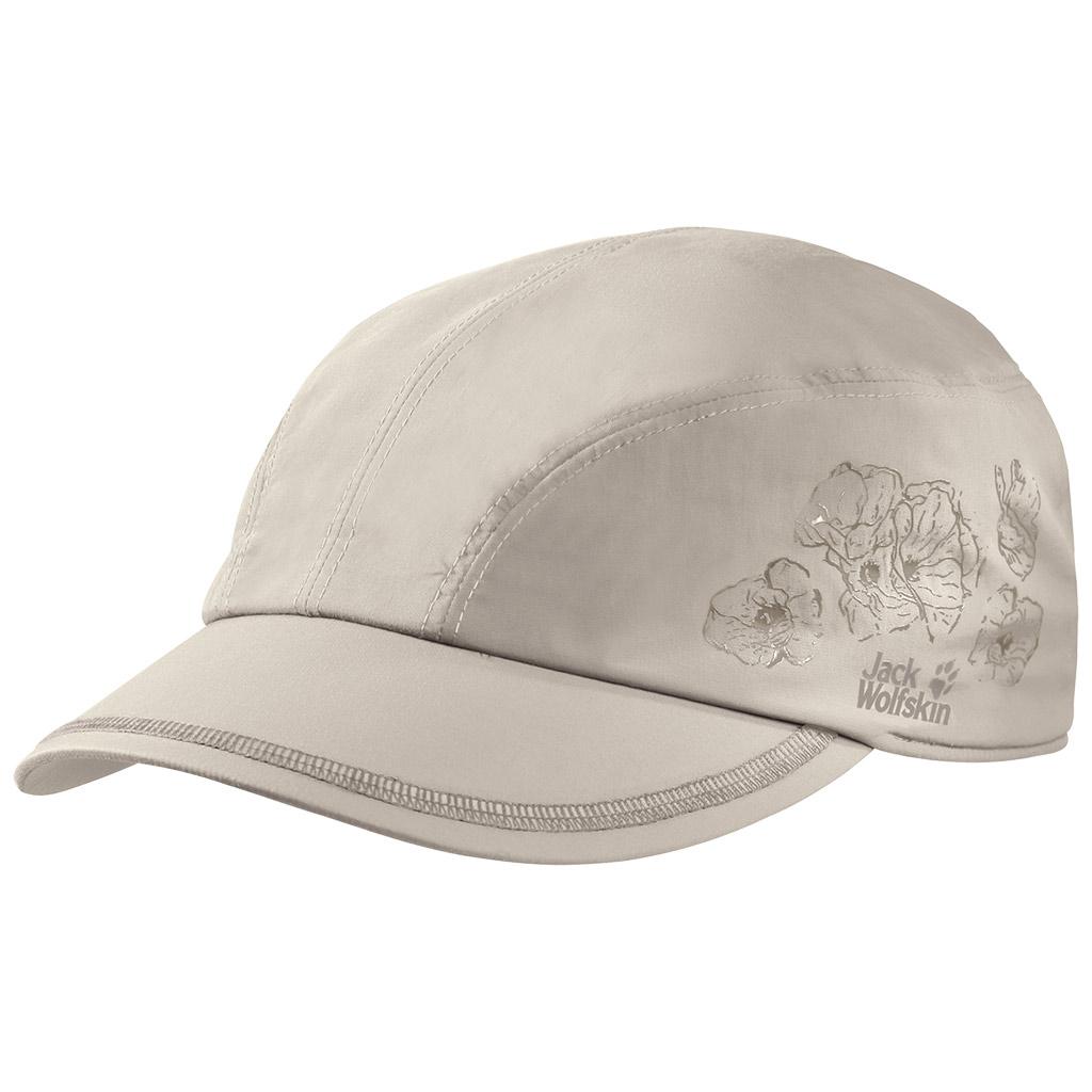 Jack Wolfskin Supplex Marigold Cap (Light Sand) UK for Women