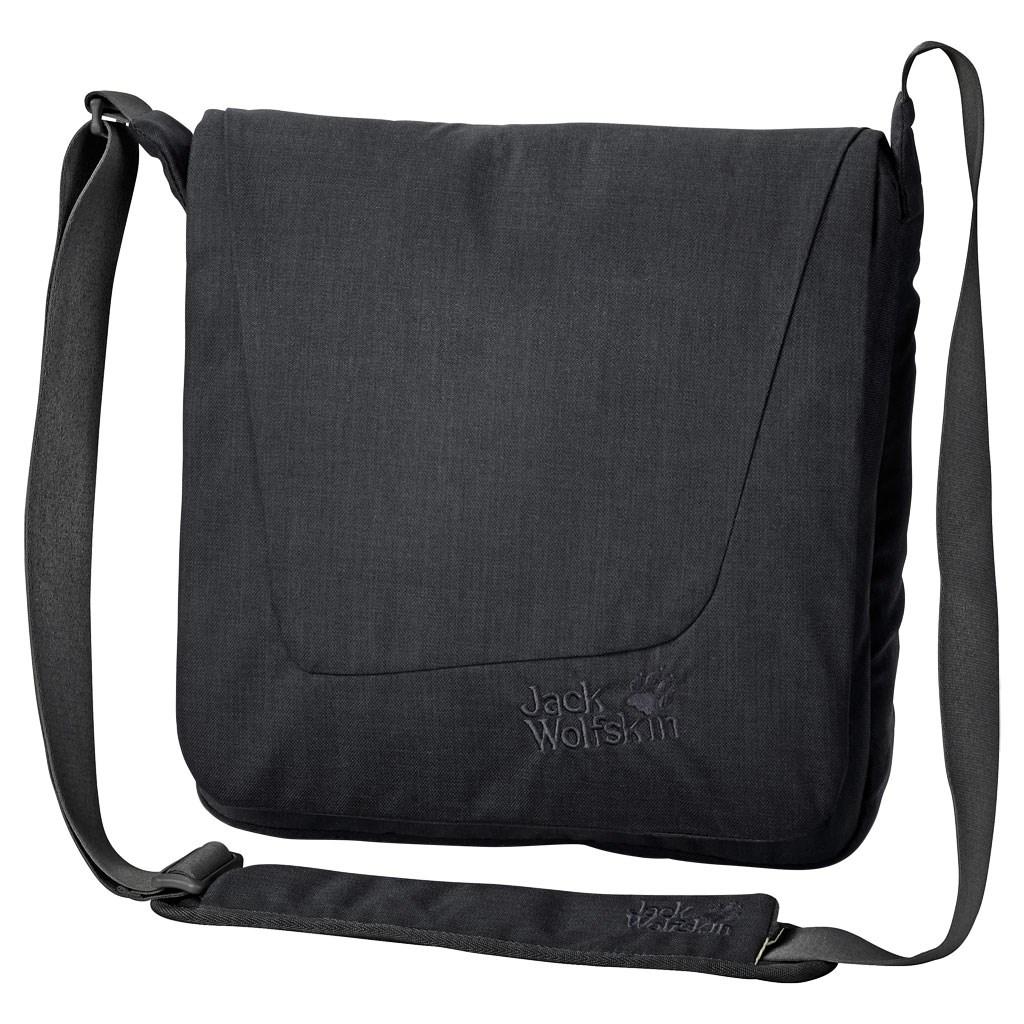 06b6820251 Jack Wolfskin Redfern Shoulder Bag - Black £45.00