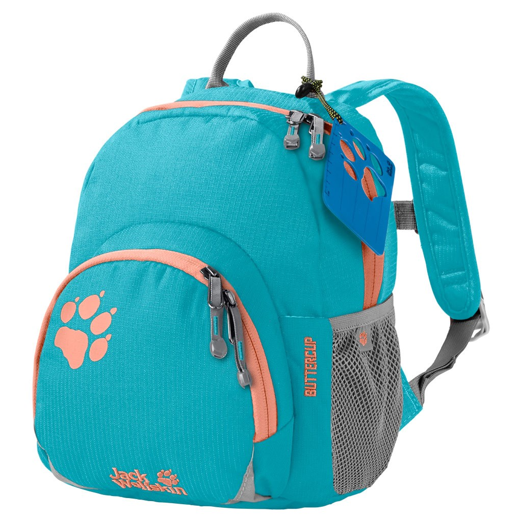 Jack Wolfskin Buttercup Kids Backpack - Lake Blue £14.40