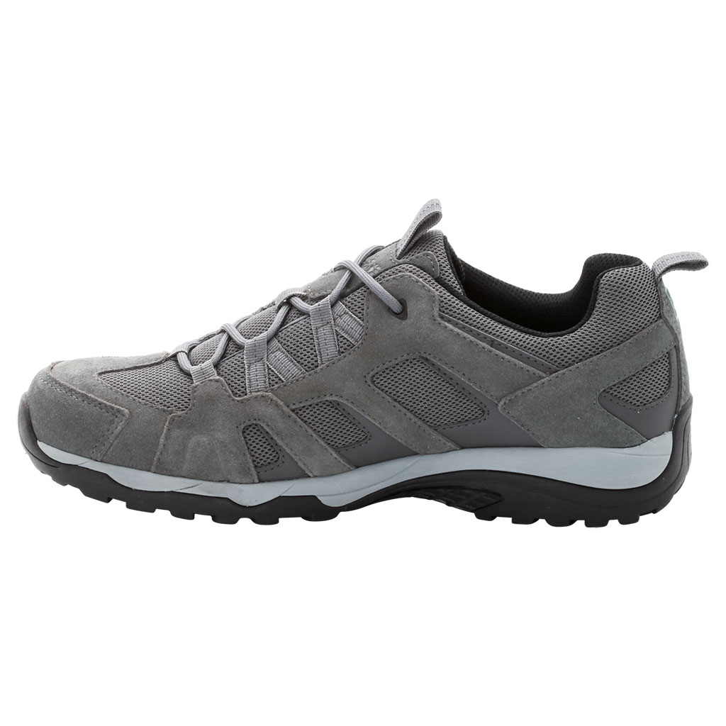 The Vojo Hike Low from Jack Wolfskin is a robust and lightweight hiking shoe,  perfect for low level walking.