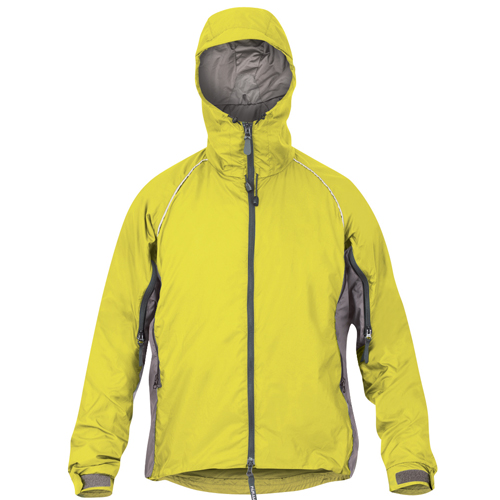Paramo Quito Jacket - Citrus/Rock Grey