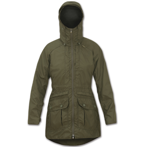 Paramo Womens Alondra Jacket - Moss