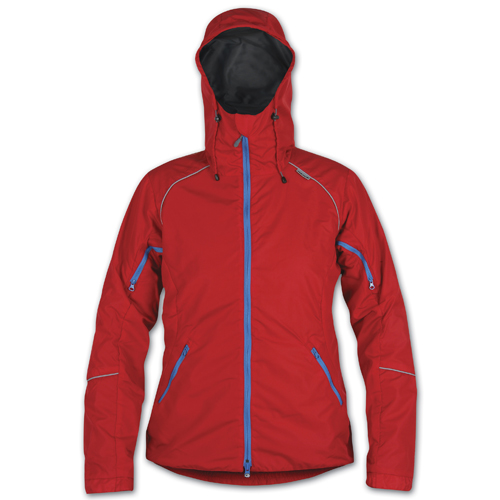 Paramo Womens Andina Jacket - Fire