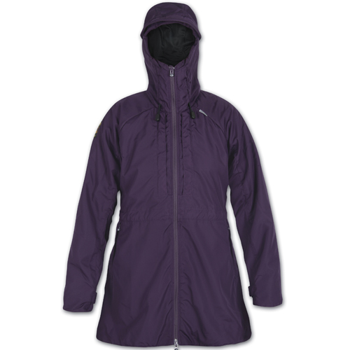 Paramo Womens Tula Jacket - Elderberry