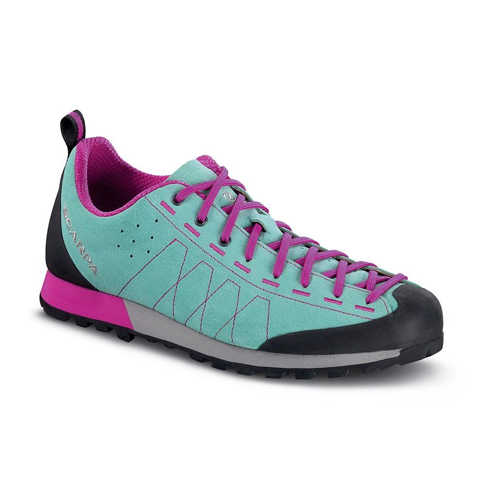 Scarpa Womens Highball Shoe - Reef Water Fuxia £105.00 b122cb6b6f6