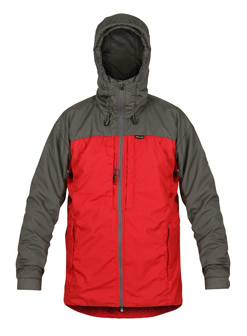 Paramo mens alta iii jacket fire rock gery for Firerock fireplace prices