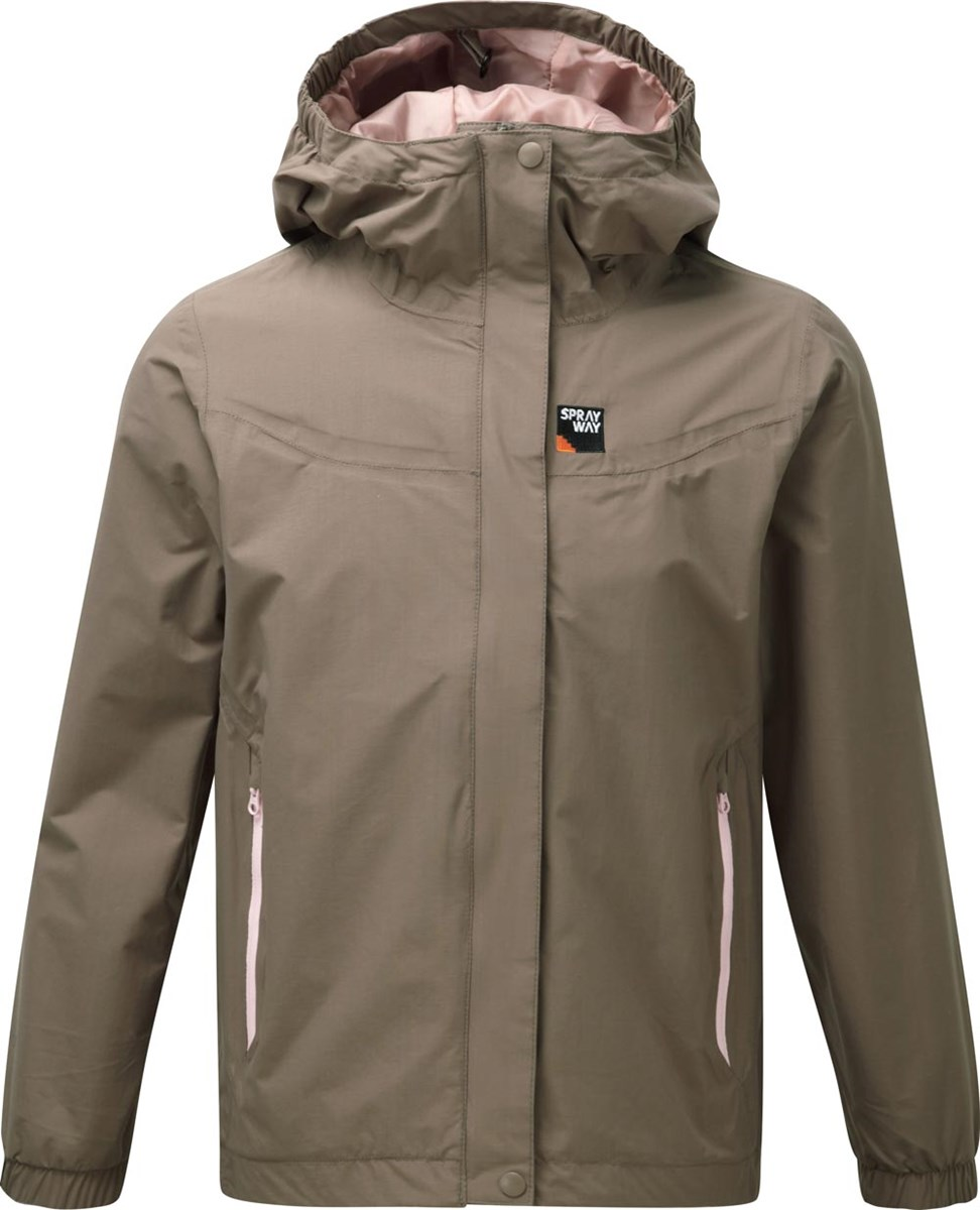cheapest price various colors well known Sprayway Girls Willow Jacket - Truffle £55.00