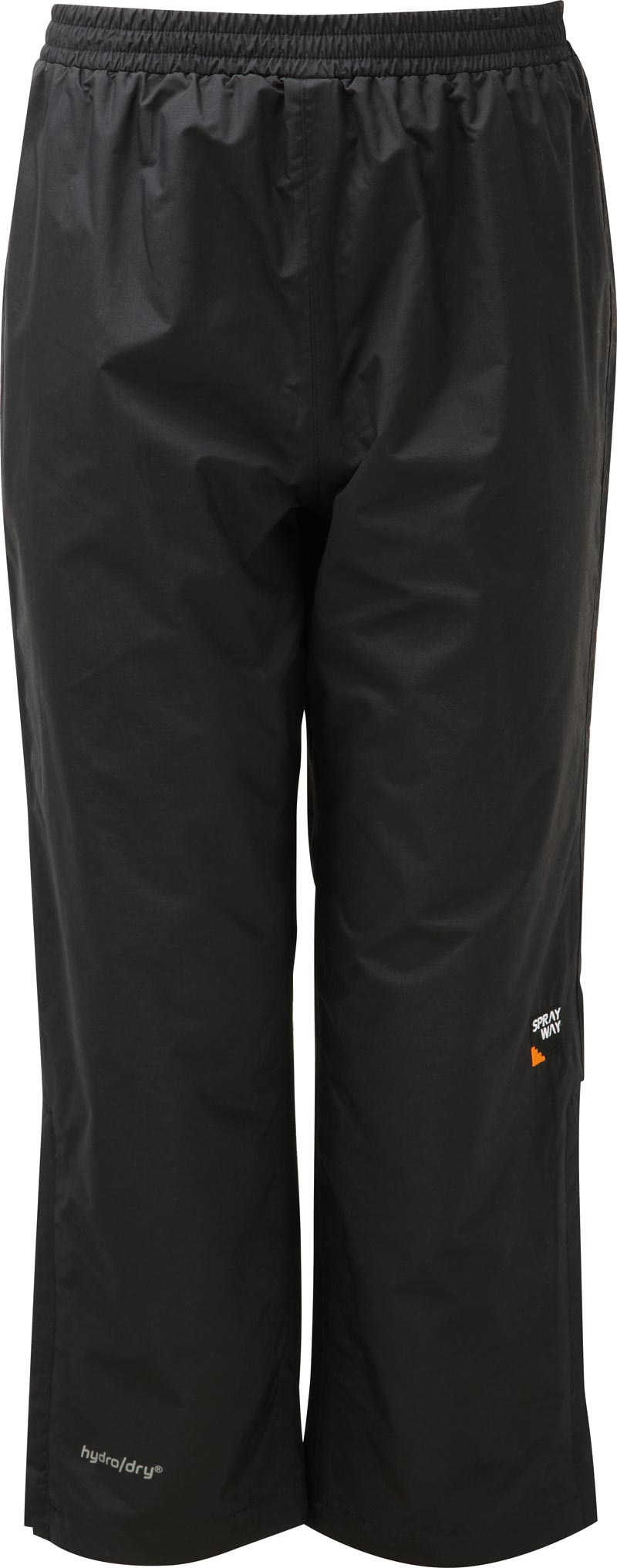 Sprayway Junior Waterproof Rainpant Seam Sealed Taffeta Lining Elasticated waist