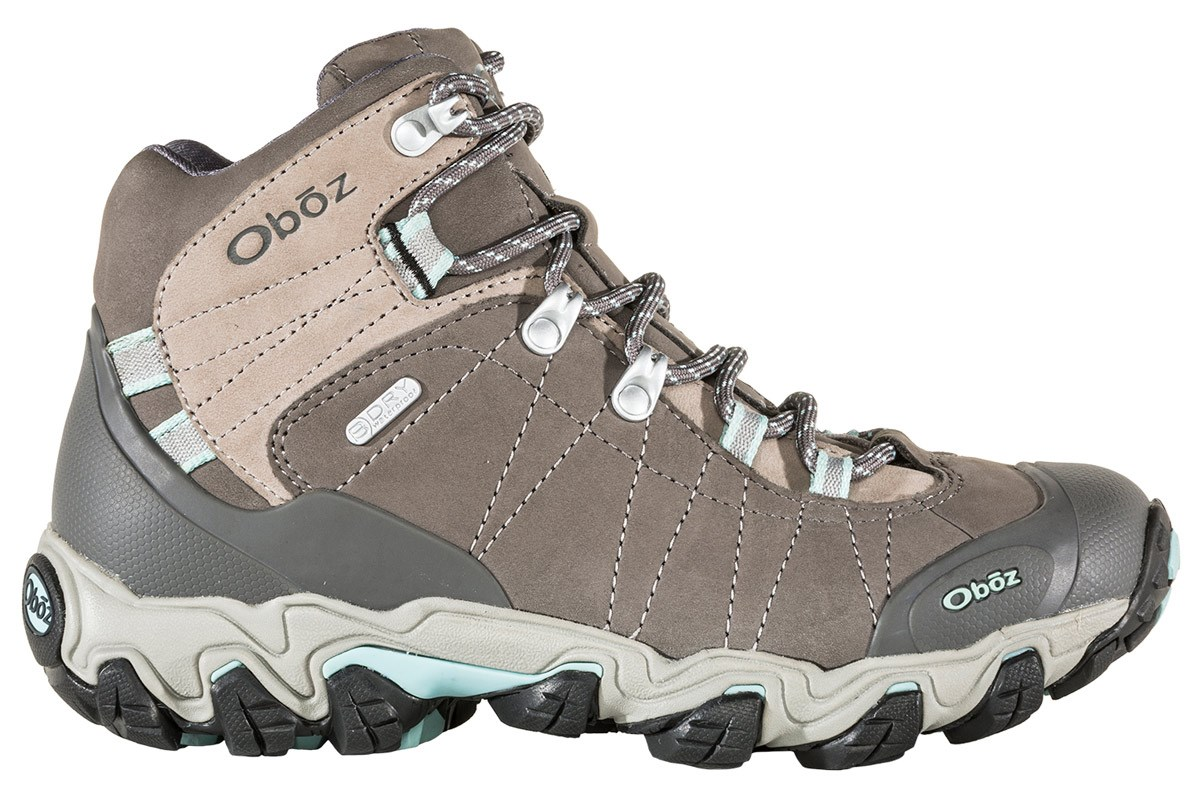 e8546a4d955 Oboz Womens Bridger Mid BDry - Cool Grey £150.00